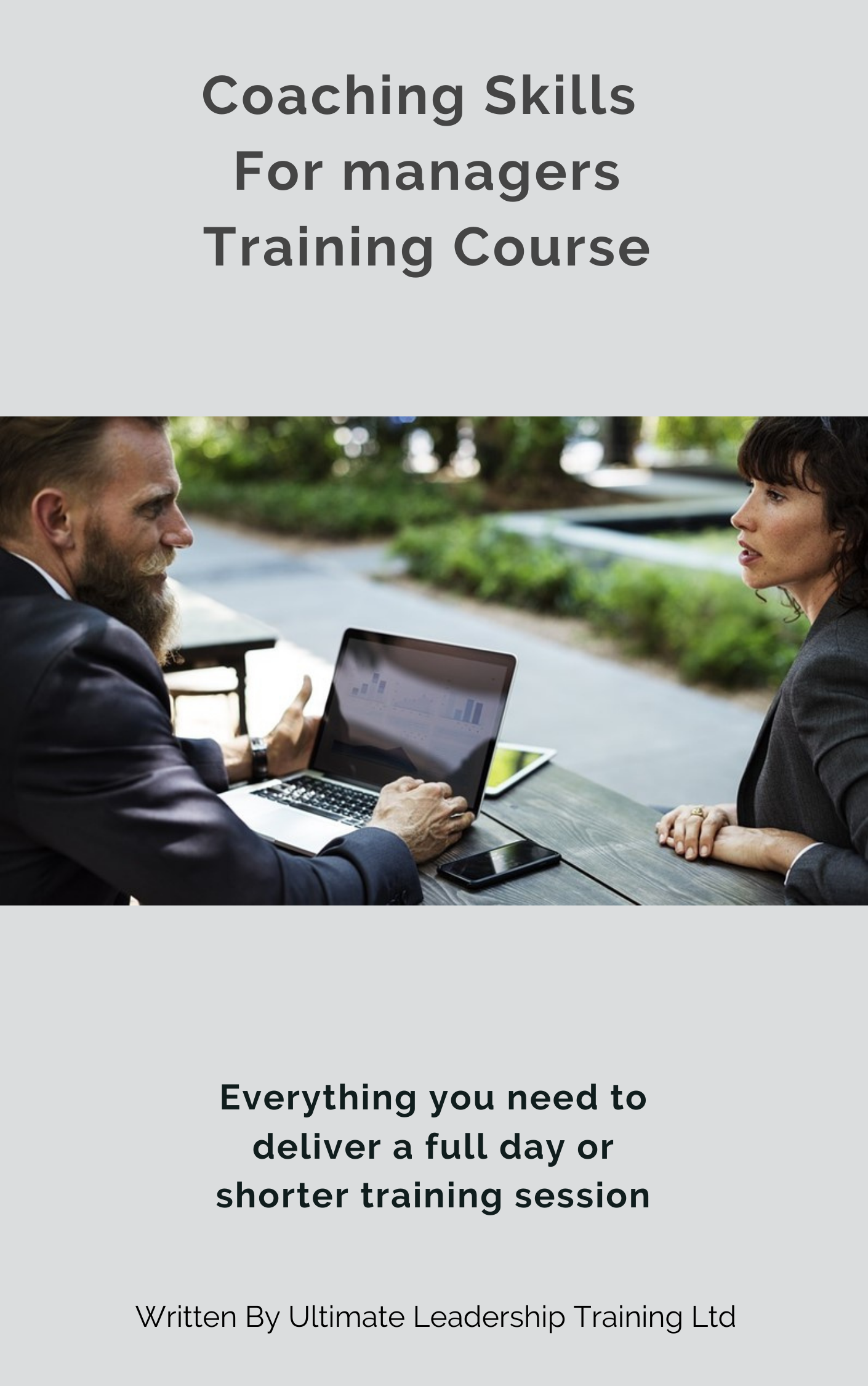 Coaching Skills for Managers Training Course for Sale