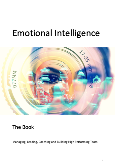Emotional Intelligence Book and Test