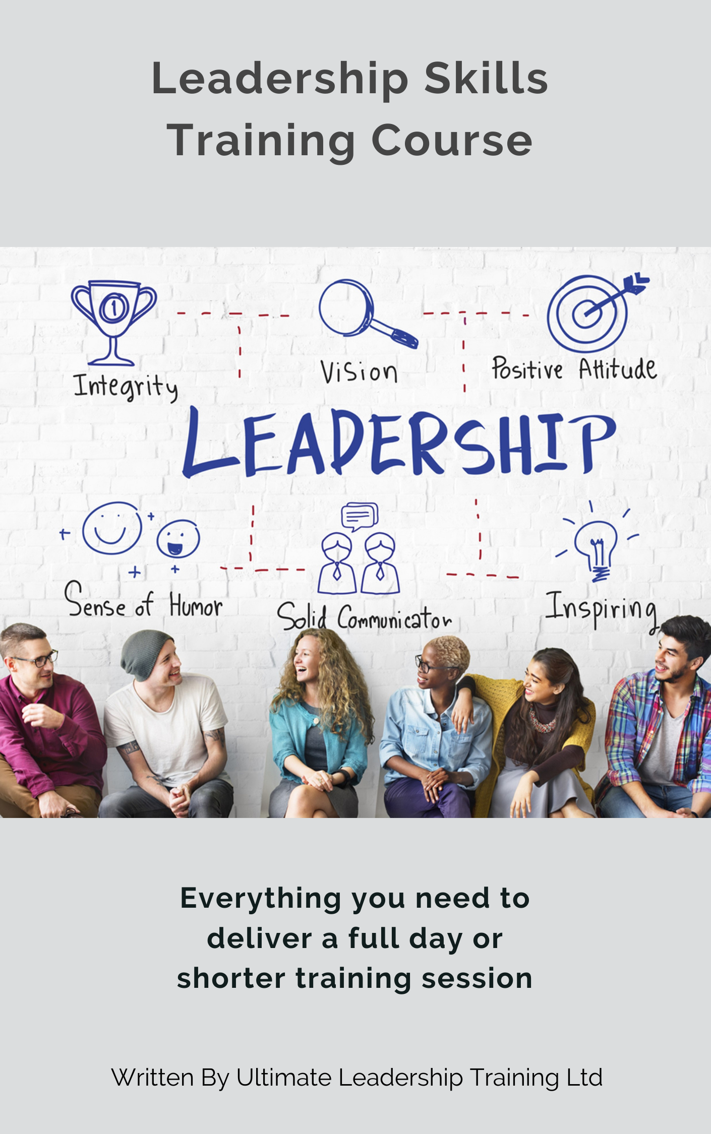 Leadership Skills for Managers Training Course for Sale